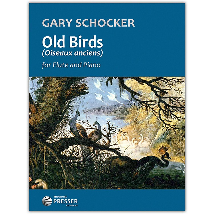 Carl FischerOld Birds for Flute and Piano