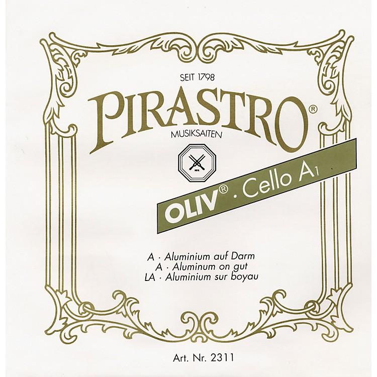 PirastroOliv Series Cello D String4/4 - 27-1/2 Gauge