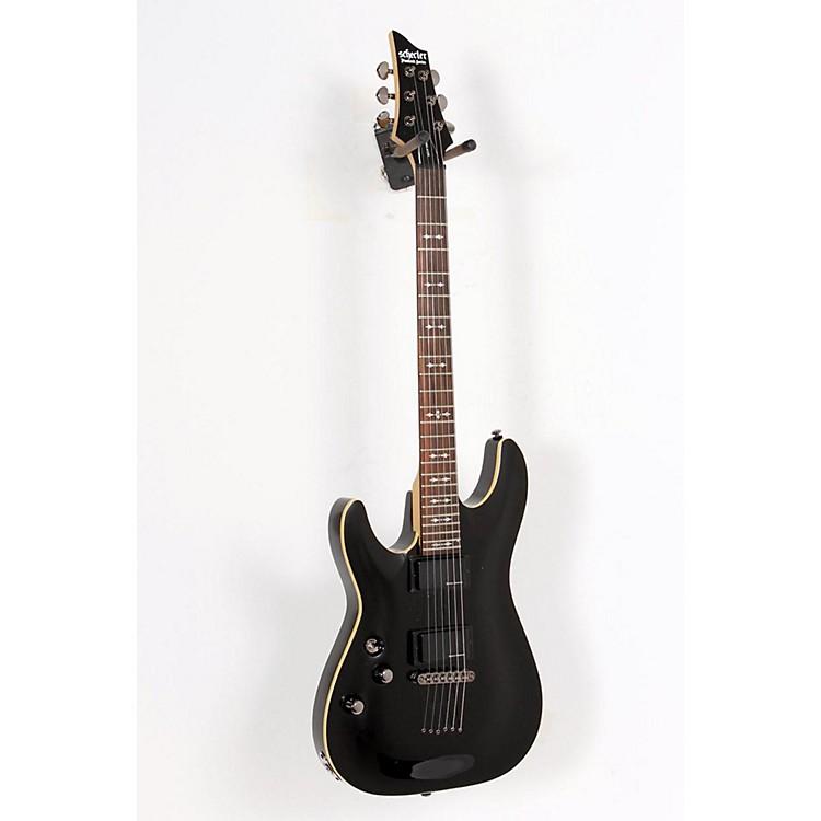 Schecter Guitar ResearchOmen Active Left-Handed Electric GuitarBlack886830959400