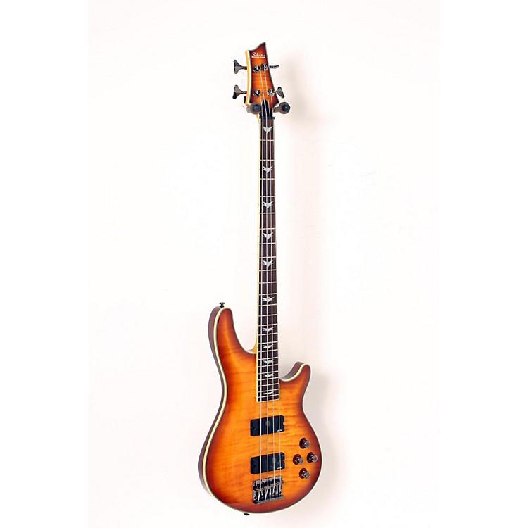 Schecter Guitar ResearchOmen Extreme-4 Electric Bass Guitar-OLDVintage Sunburst888365906805