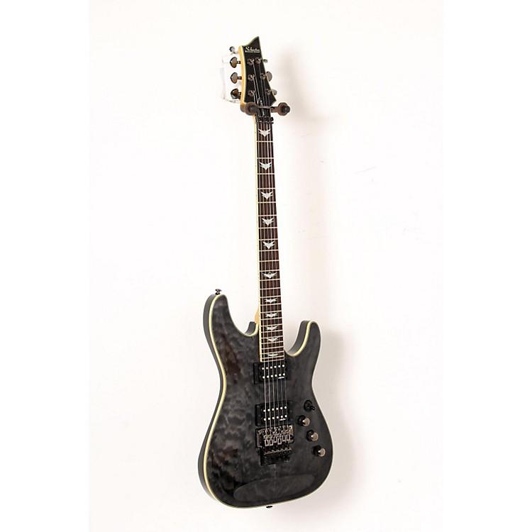 Schecter Guitar ResearchOmen Extreme-6 FR Electric GuitarSee-Thru Black888365916651