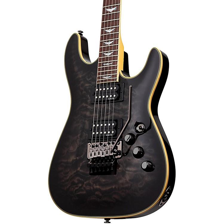 Schecter Guitar ResearchOmen Extreme-6 FR Electric GuitarSee-Thru Black