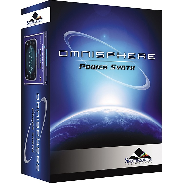 Spectrasonics Omnisphere Virtual Synth with Free Upgrade to Omnisphere 2 Upon Release