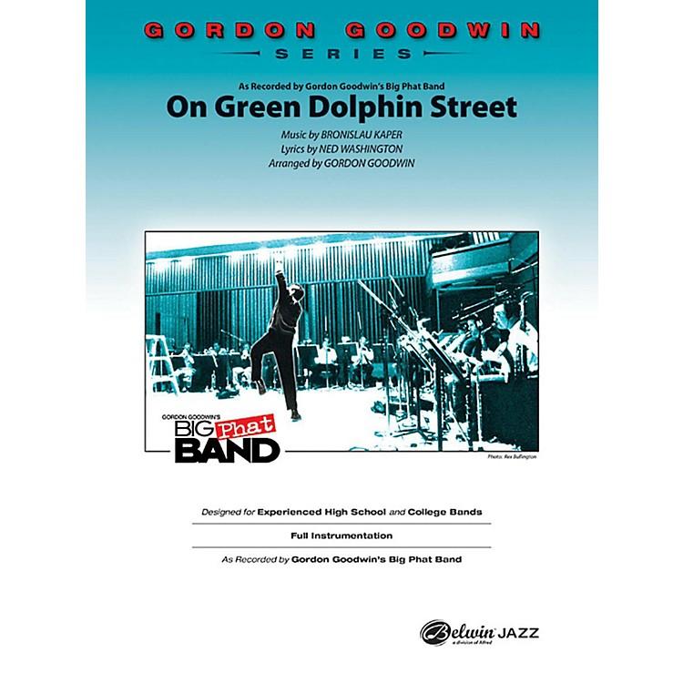AlfredOn Green Dolphin Street Gordon Goodwin Jazz Band Grade 6 Set