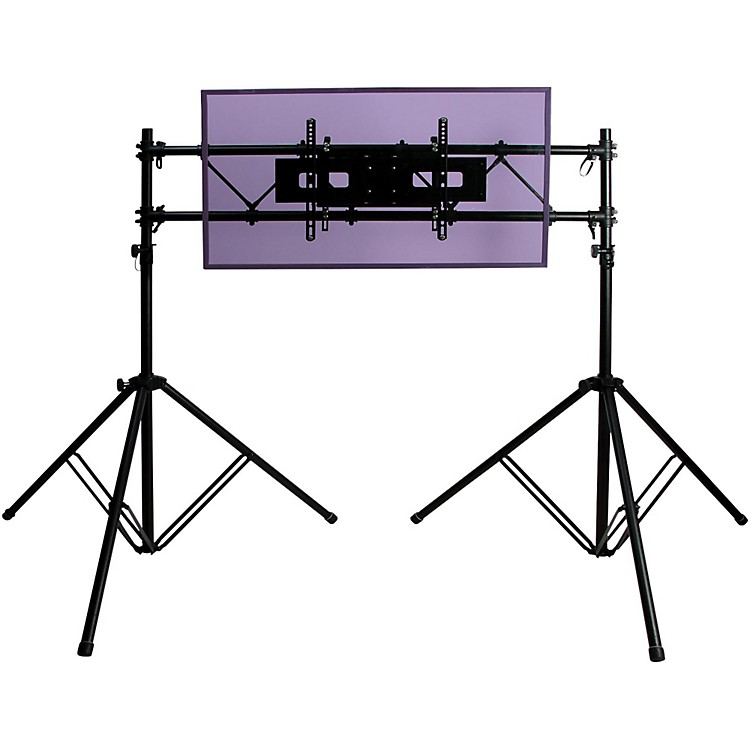 On-Stage Stands On- Stage Truss Mount System w/Tilt and Pan