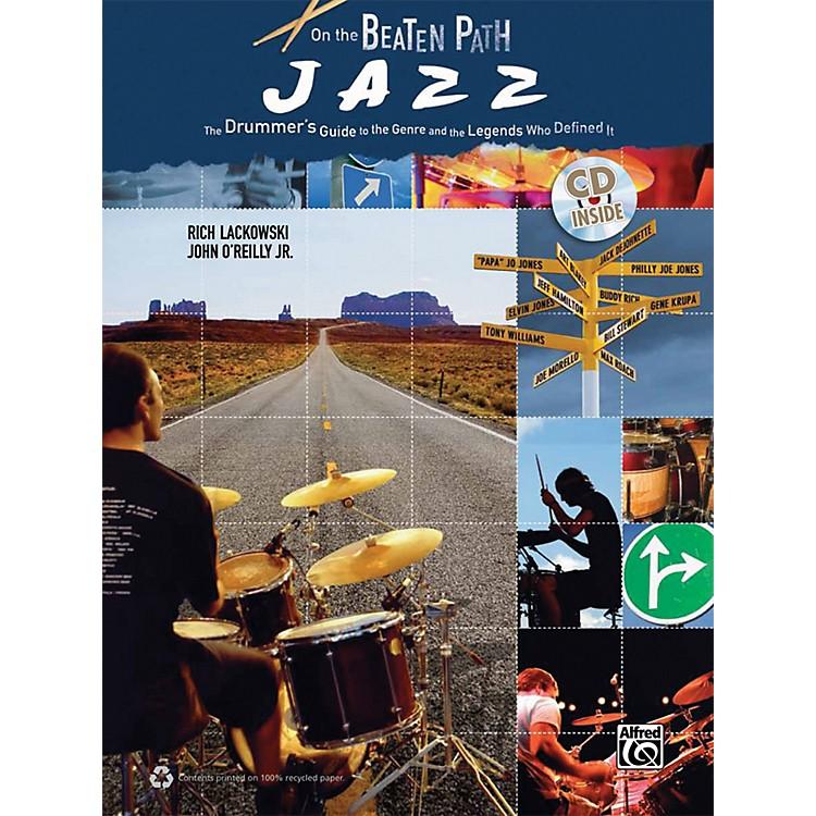 AlfredOn the Beaten Path Jazz (Book & CD)