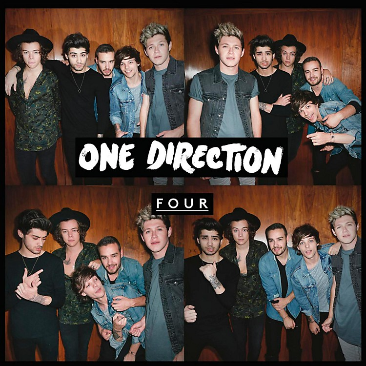 SonyOne Direction - Four
