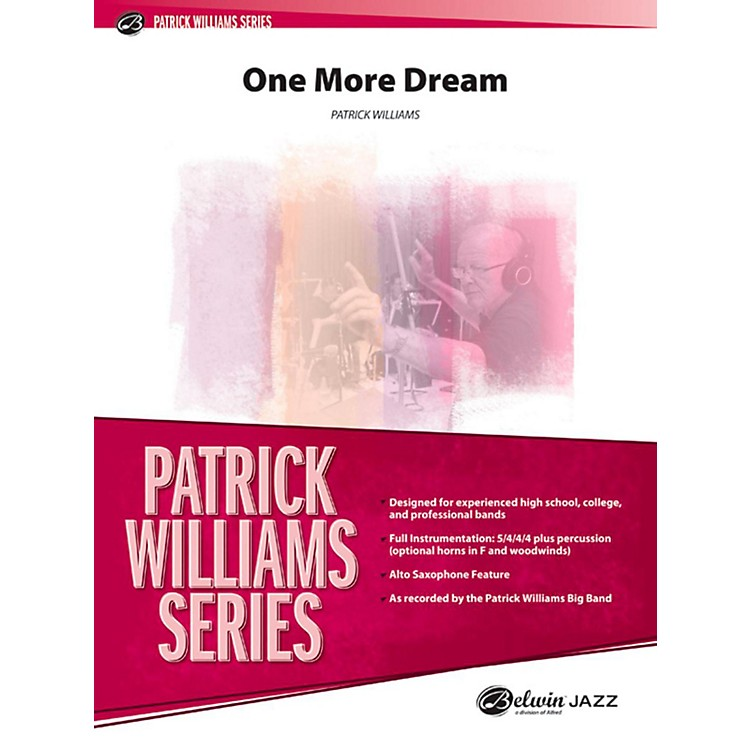 AlfredOne More Dream Jazz Band Grade 6