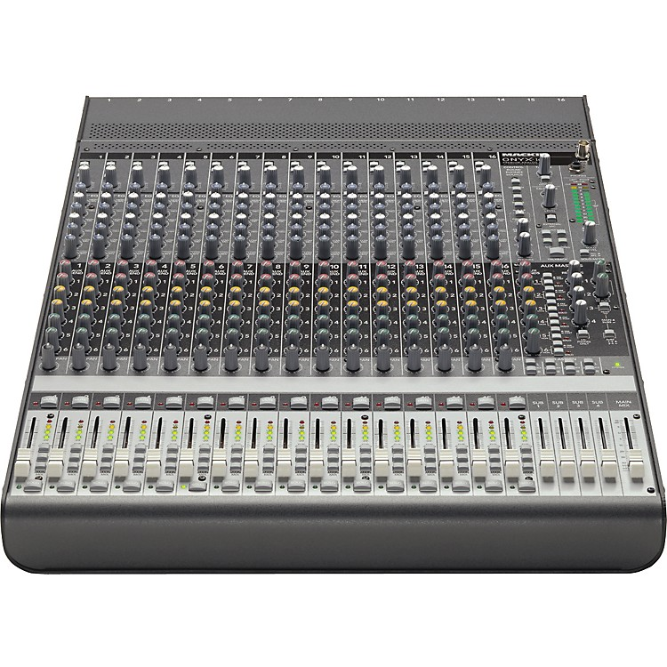 MackieOnyx 1640 16-Channel Mixer