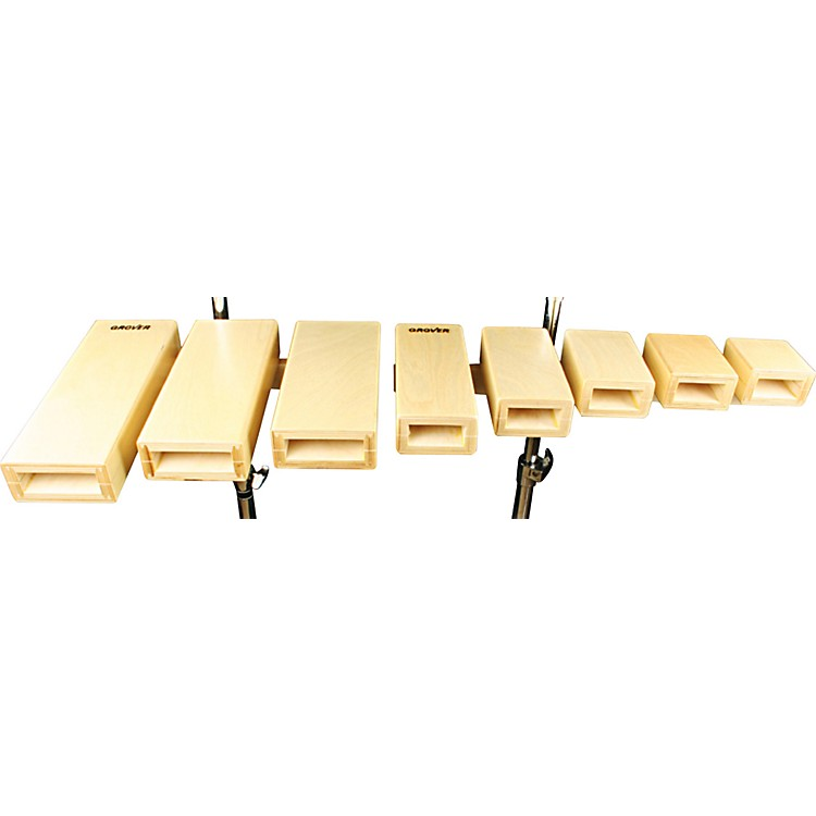 Spectra Sound Open Tone Temple Blocks Set of 5