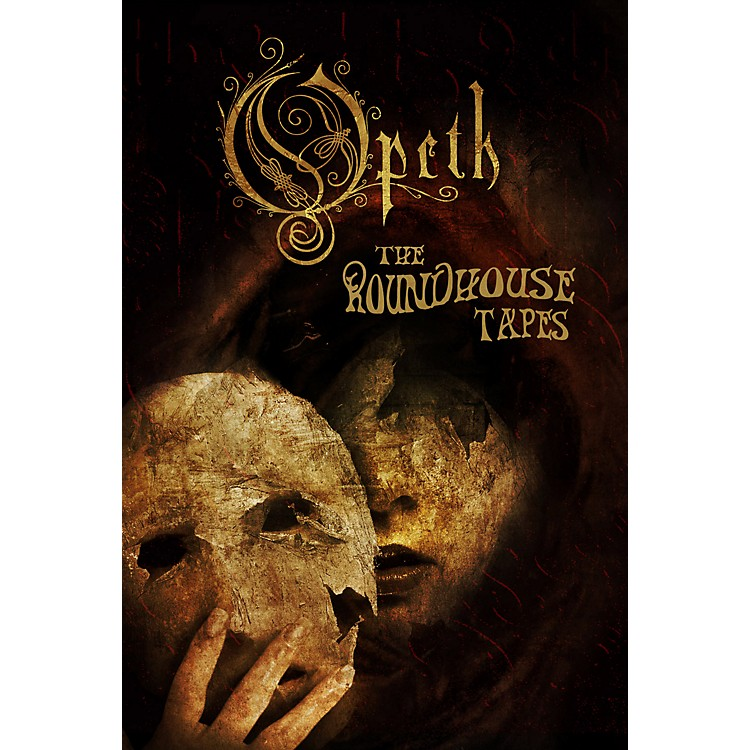 Gear One Opeth: The Roundhouse Tapes DVD