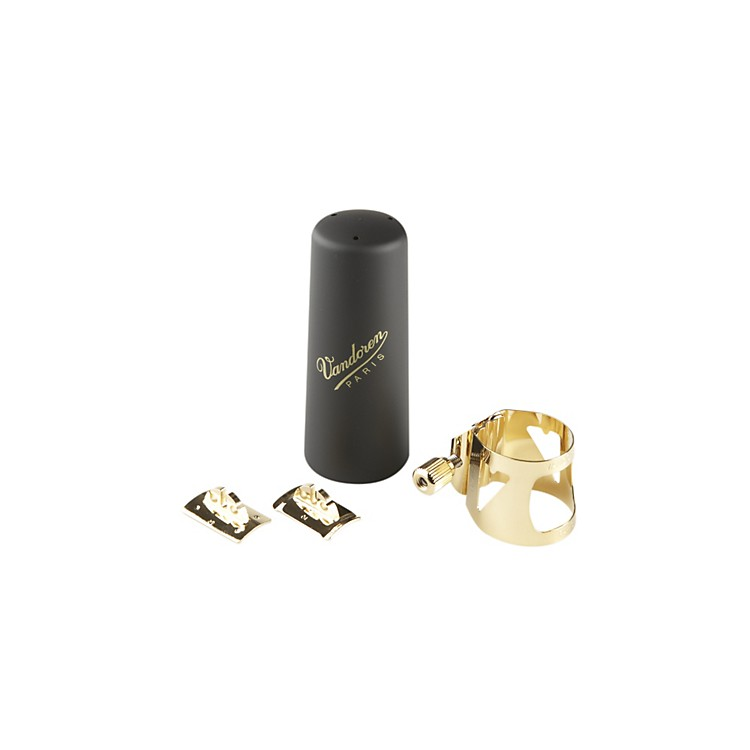 Vandoren Optimum Series Saxophone Ligatures Alto with Plastic Cap