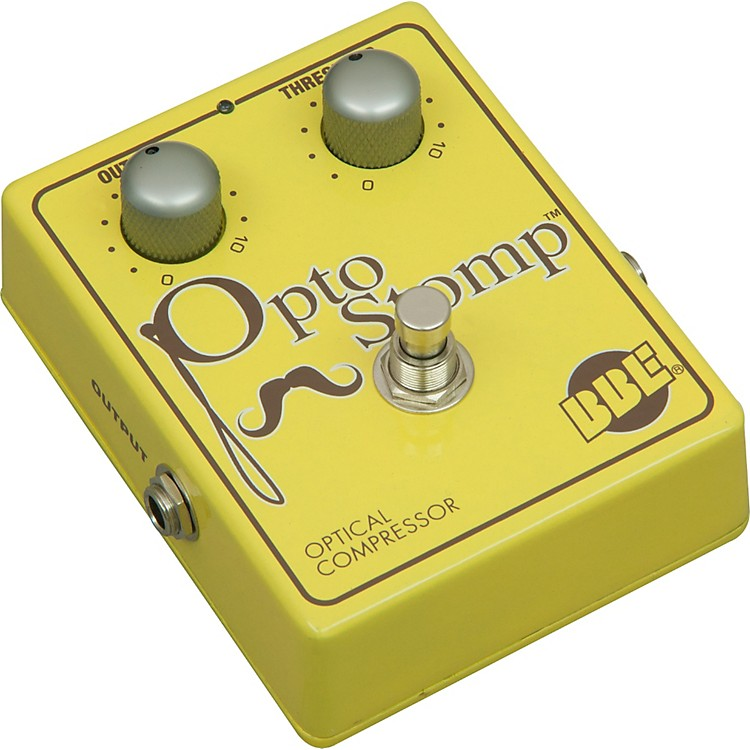 BBE Opto Stomp Pedal