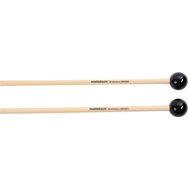 Malletech Orchestra Birch Mallet Black