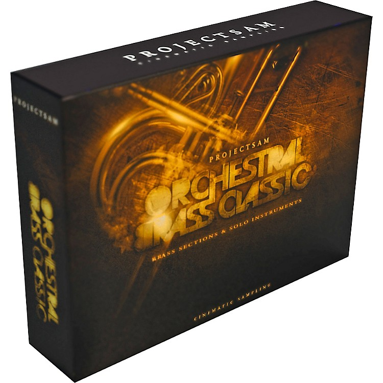 ProjectSAMOrchestral Brass Classic Sample Library