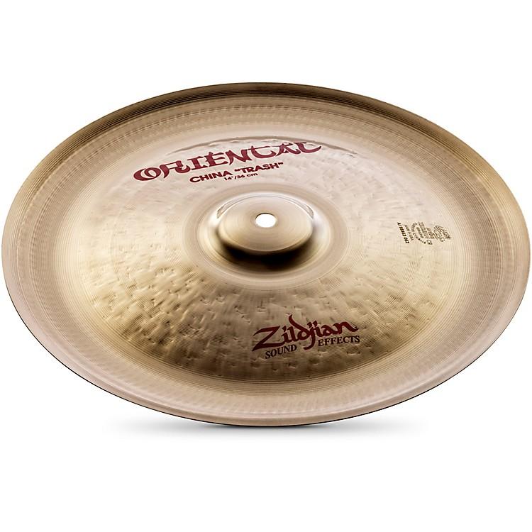 ZildjianOriental China 'Trash' Cymbal14 in.