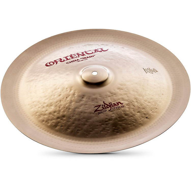 Zildjian Oriental China 'Trash' Cymbal  18 in.