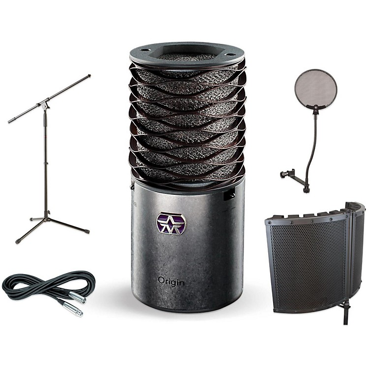 Aston MicrophonesOrigin VS1 Stand Pop Filter and Cable Kit