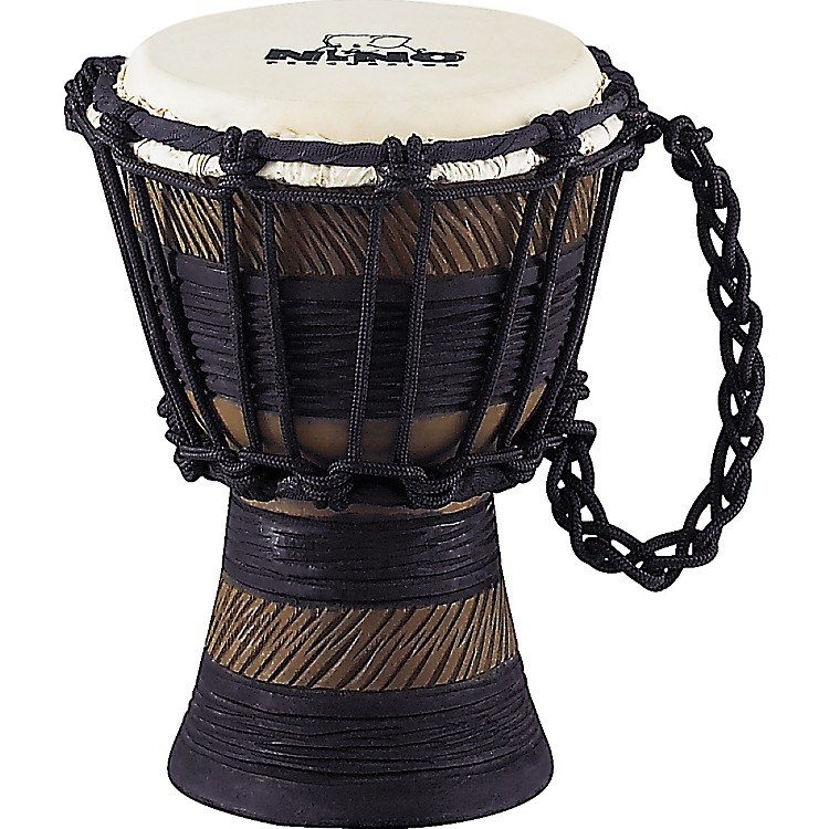 NinoOriginal African Style Rope-Tuned Earth Rhythm Series DjembeXx-Small
