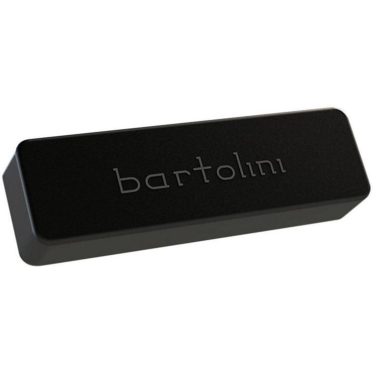 BartoliniOriginal Bass Series 5-String Bass P2 Soapbar Split Coil Neck Pickup