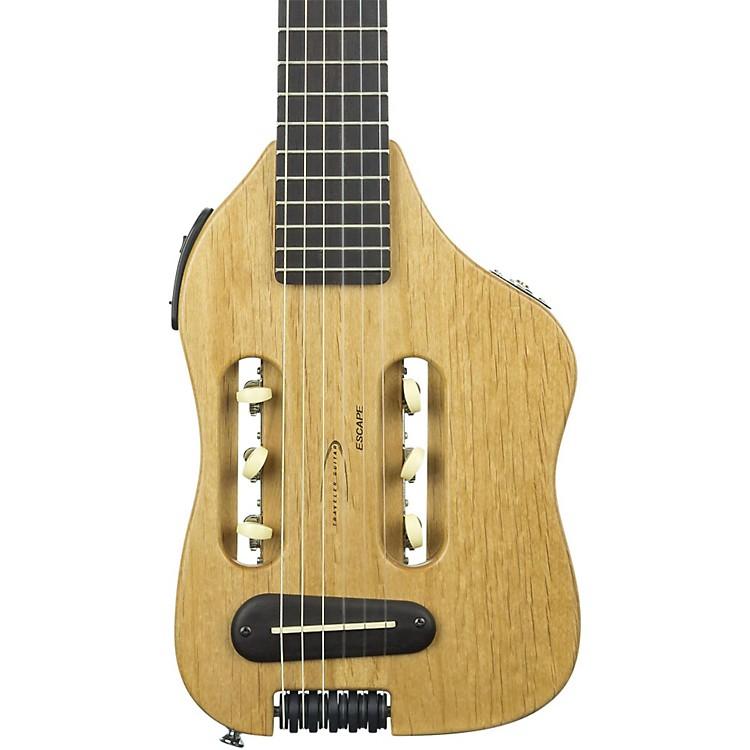 Traveler GuitarOriginal Escape Nylon-String Acoustic-Electric Travel GuitarNatural