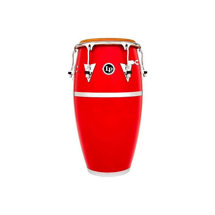 LP Original Fiberglass Conga Red 11.75 in.