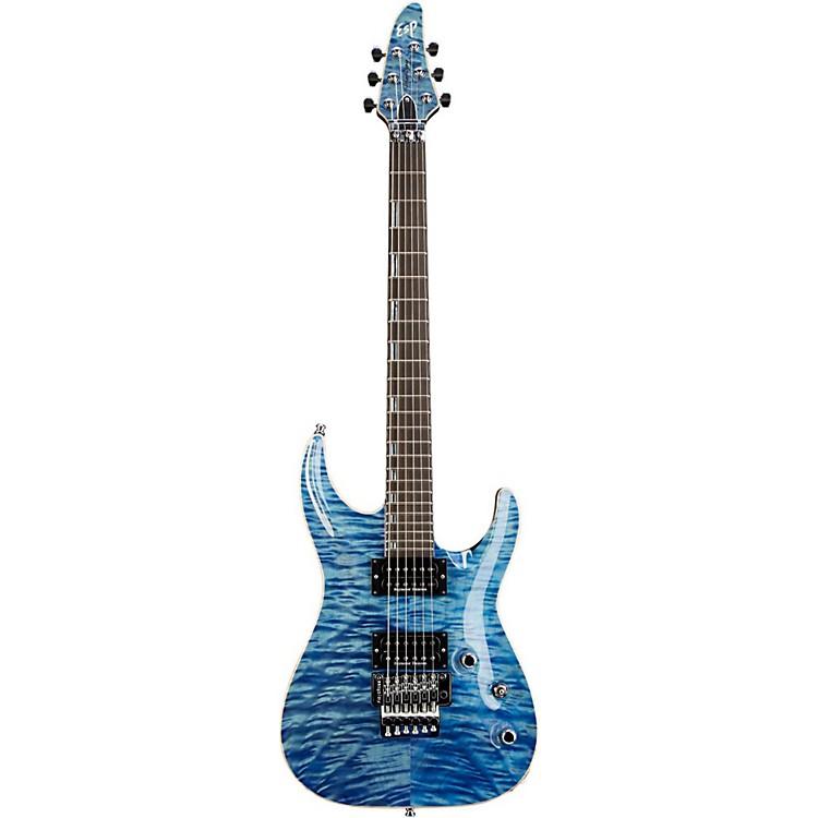 ESPOriginal Horizon CTM Electric Guitar with Floyd RoseFaded Sky Blue