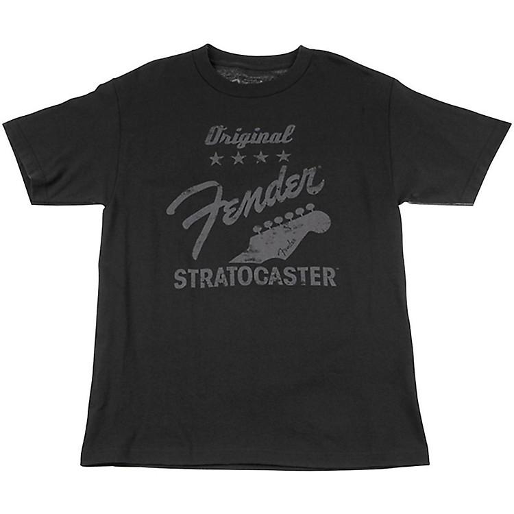 FenderOriginal Strat T-Shirt, CharcoalXX Large
