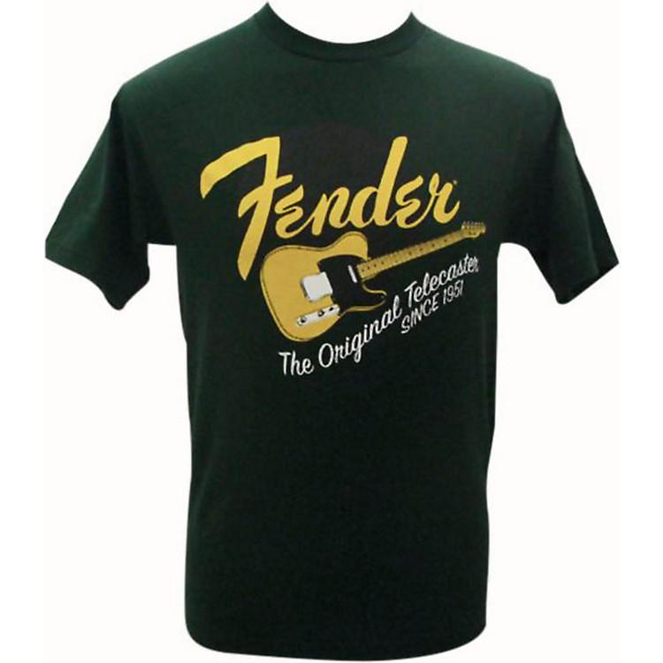 FenderOriginal Tele T-ShirtGreenXXL