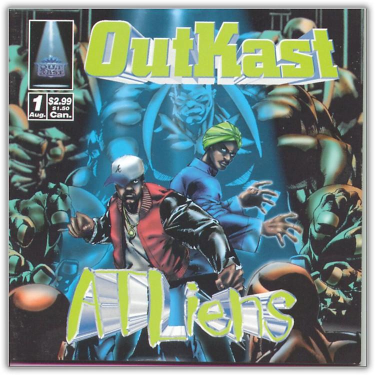 Outkast Atliens Vinyl Lp Music123