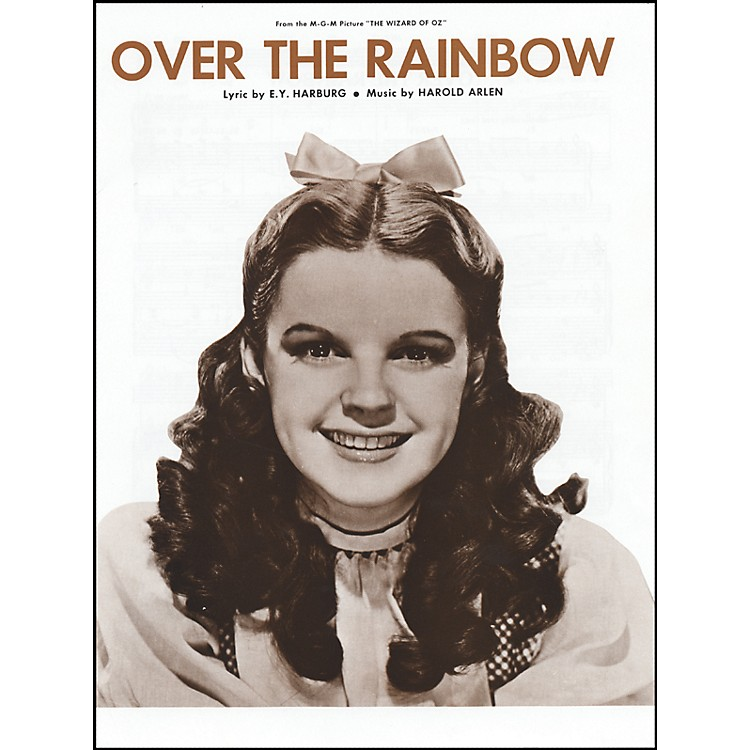 AlfredOver the Rainbow from The Wizard of Oz Vocal, Piano/Chord Sheet Music