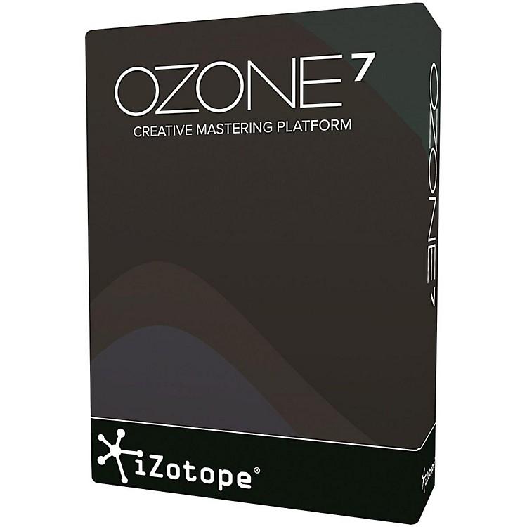 iZotopeOzone 7 Mastering Software