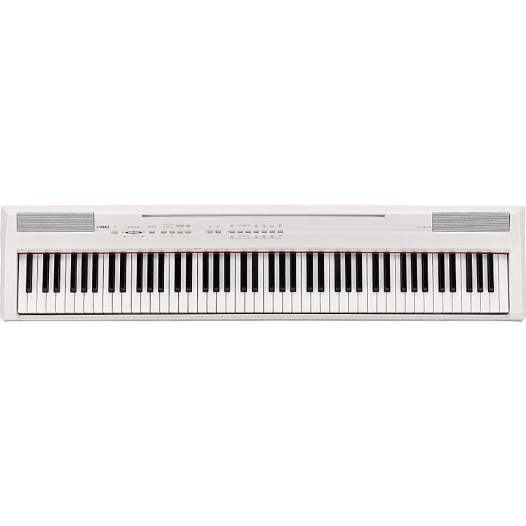 Yamaha P-105 88-Note Digital Piano White