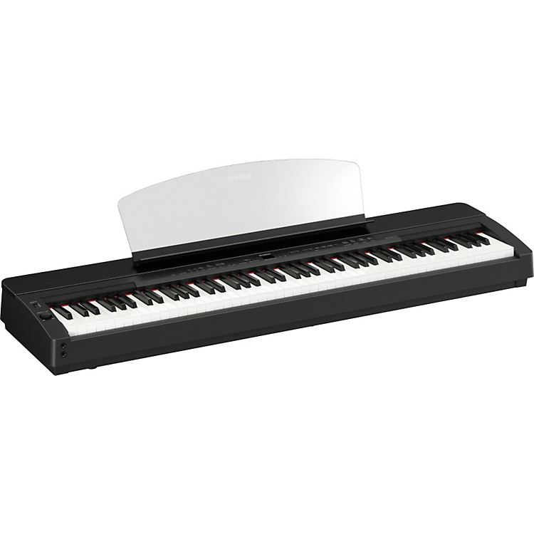 Yamaha P-155B Contemporary Digital Piano Black