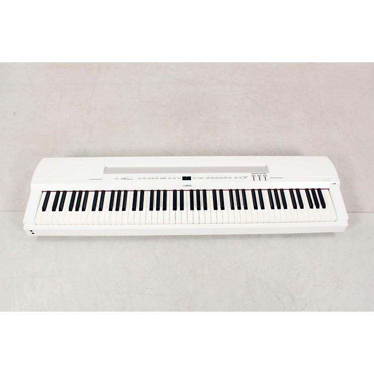 YamahaP-255 88-Key Digital PianoWhite888365819167