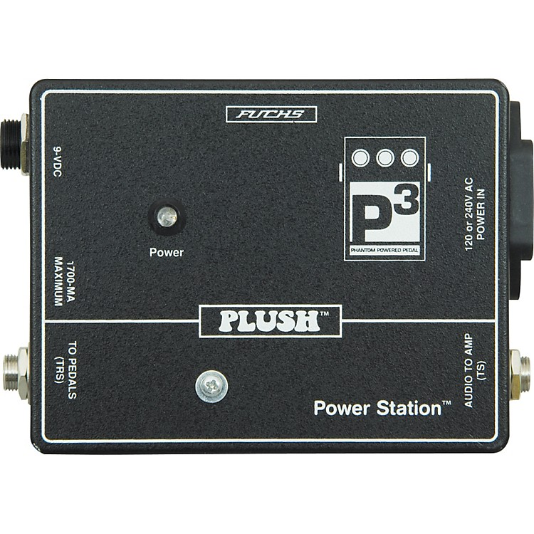 Plush P-3 Power Station 9V DC Power Supply