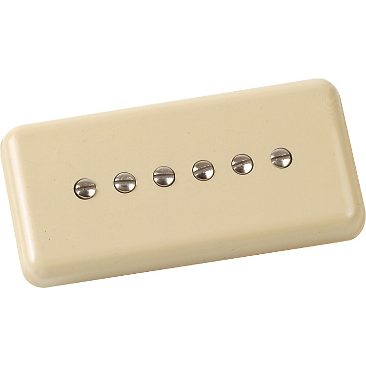 Gibson P-90/P-100 Pickup Soapbar Cover Cream