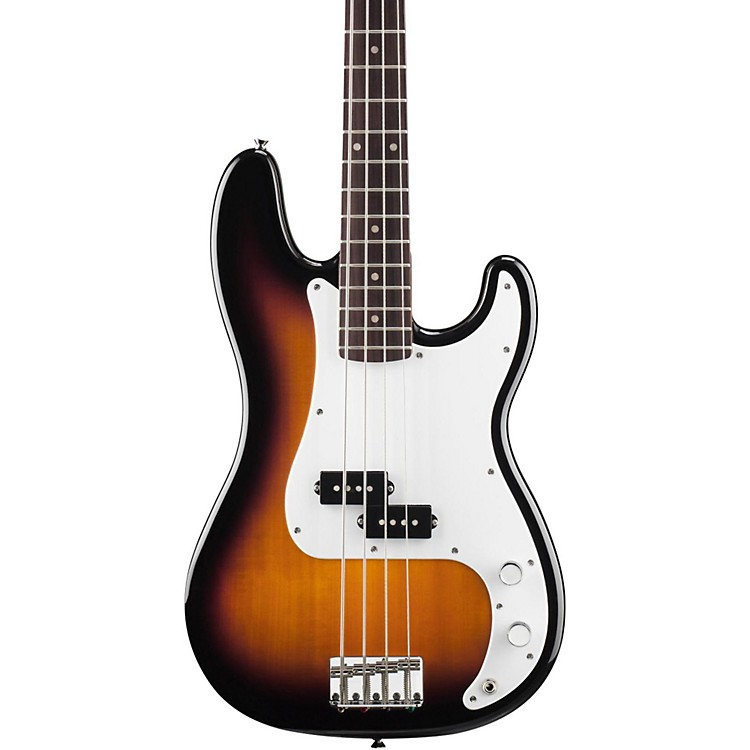 Squier P Bass Electric Guitar