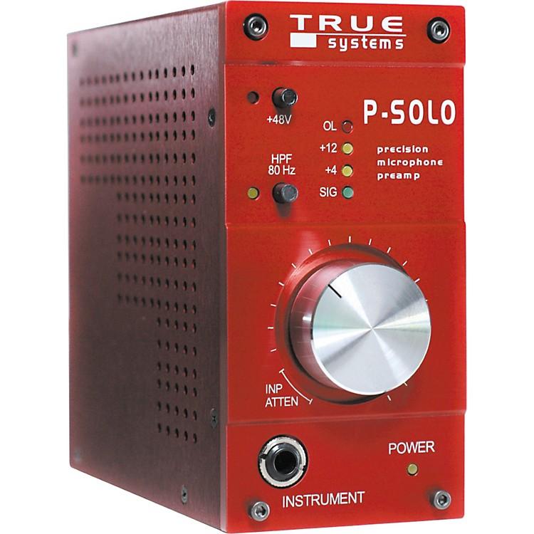 True SystemsP-SOLO Single Channel Microphone Preamp