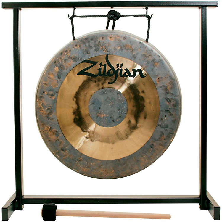 ZildjianP0565 Traditional Gong and Stand Set