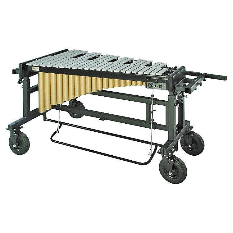 Bergerault P09-DVP30 Vibraphone With Grid Iron Cart