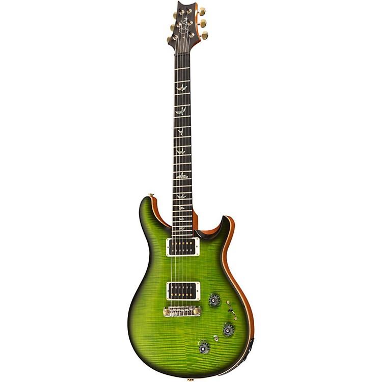 PRSP22 Flame Artist Package Electric GuitarEriza Verde Smoke Burst