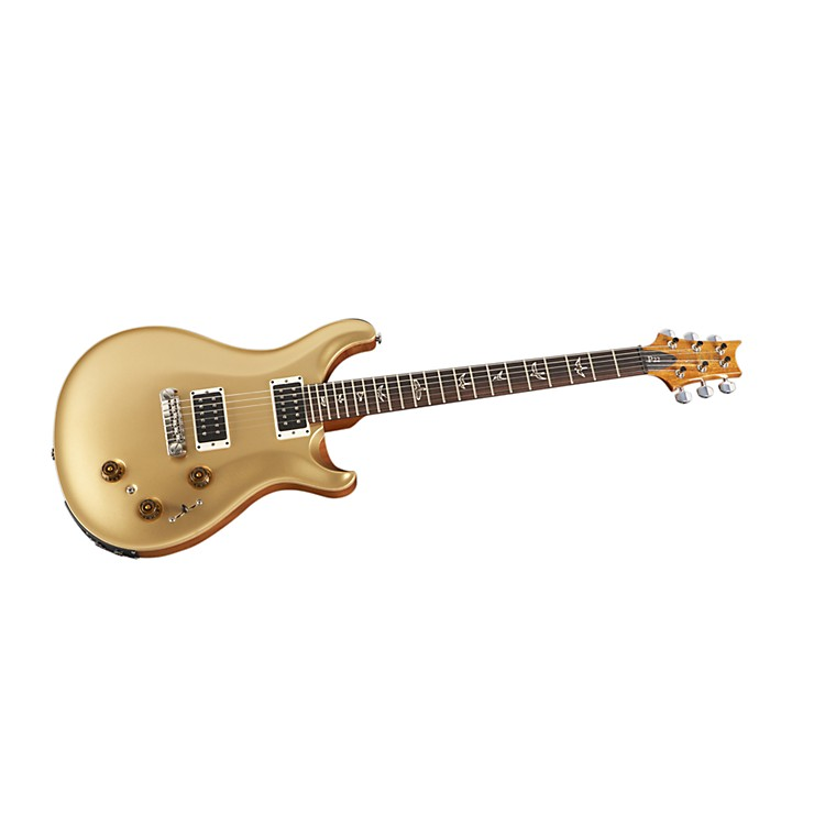 PRS P22 Flame Maple Top Electric Guitar Gold Top Nickel Hardware
