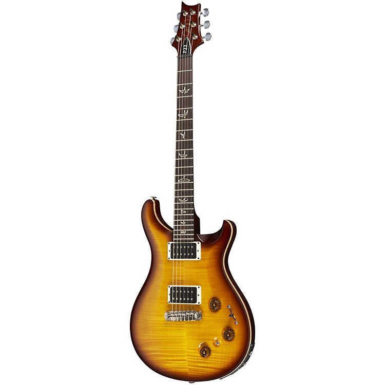PRSP22 Pattern Regular Neck Flame 10-Top Electric GuitarMccarty Tobacco Burst