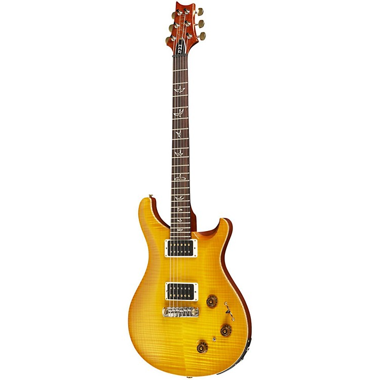 PRS P22 Pattern Regular Neck Flame 10-Top with Hybrid Hardware Electric Guitar Mccarty Sunburst