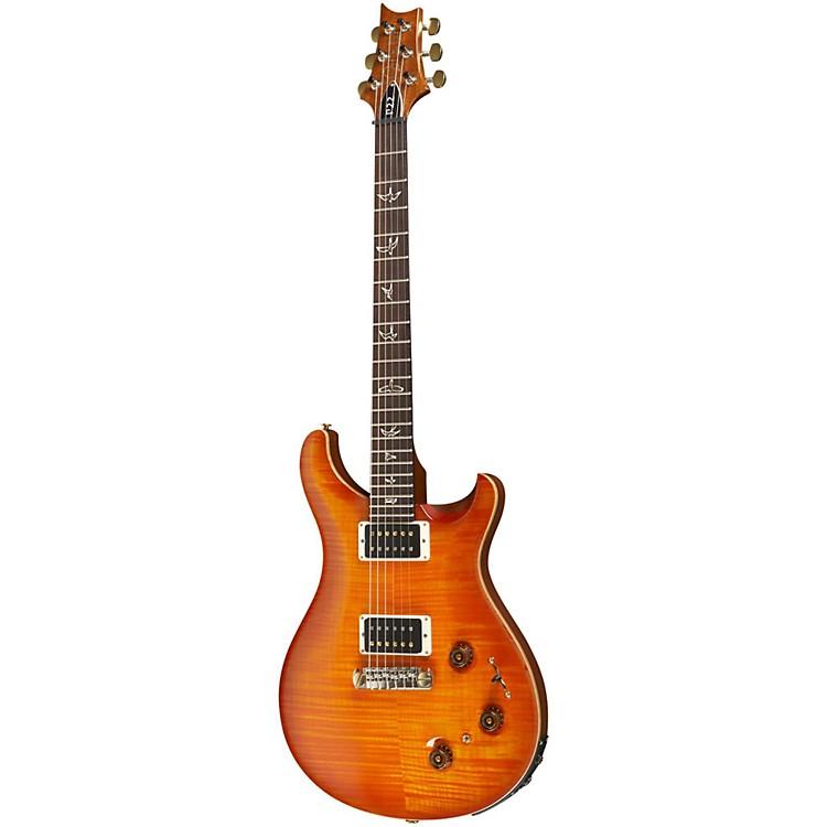 PRSP22 Pattern Regular Neck Flame 10-Top with Hybrid Hardware Electric GuitarSolana Burst