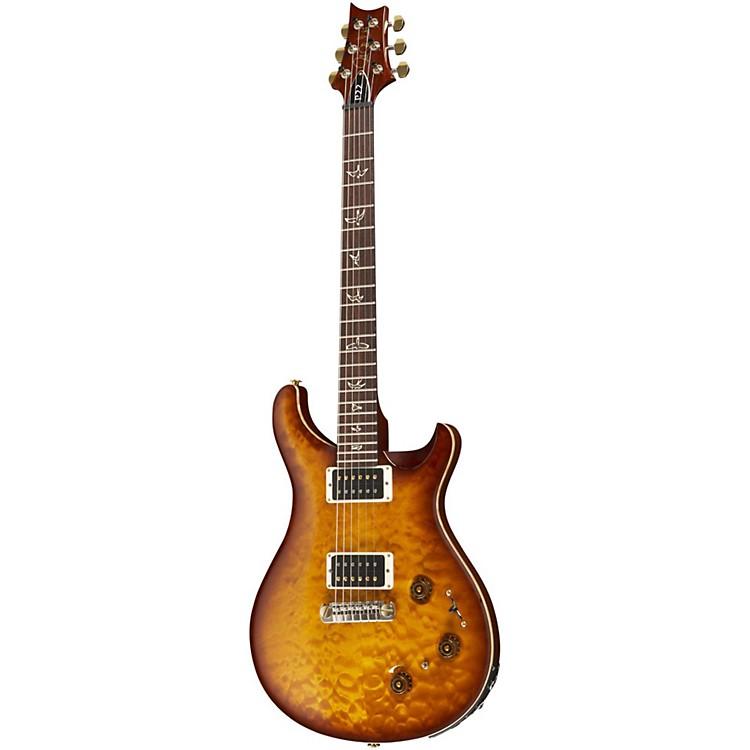 PRSP22 Pattern Regular Neck Quilt 10-Top with Hybrid Hardware Electric GuitarGold Burst