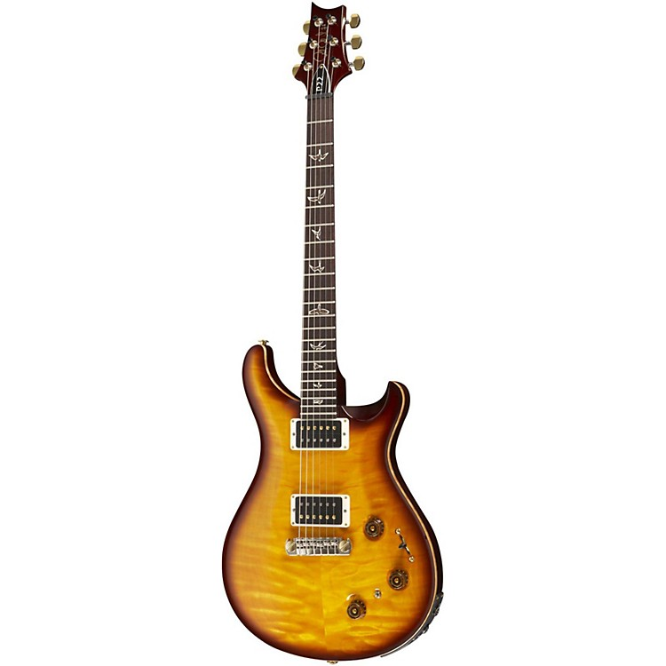PRSP22 Pattern Regular Neck Quilt 10-Top with Hybrid Hardware Electric GuitarMccarty Tobacco Burst