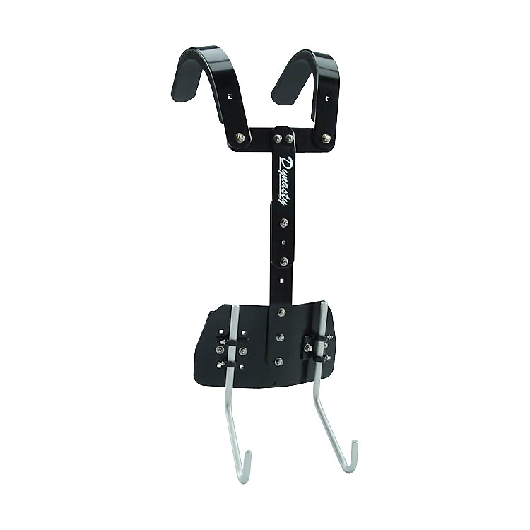 DynastyP23-DTQBK T-Bar Multi-Tom Carrier with Drum Mounting Hardware
