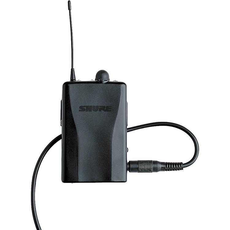 ShureP2R Personal Monitor Hybrid Bodypack Receiver